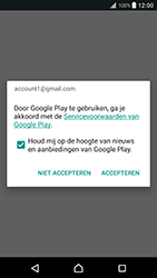 Sony xperia-xz-premium-g8141 - Applicaties - Account aanmaken - Stap 19