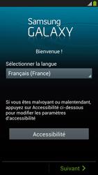 Samsung Galaxy S4 - Premiers pas - Créer un compte - Étape 2