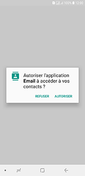 Samsung Galaxy J6 - E-mails - Ajouter ou modifier votre compte Yahoo - Étape 5