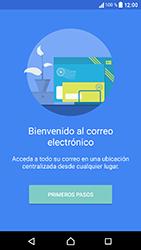 Sony Xperia XA1 - E-mail - Configurar correo electrónico - Paso 4