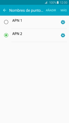 Samsung Galaxy S6 - Internet - Configurar Internet - Paso 17