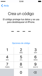 Apple iPhone 5s iOS 10 - Primeros pasos - Activar el equipo - Paso 11