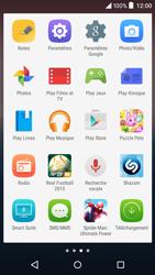 Alcatel Idol 3 (4.7) - SMS - Configuration manuelle - Étape 3