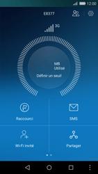 Huawei Carfi - Contact, Appels, SMS/MMS - Envoyer un SMS - Étape 4