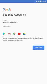 OnePlus 3 - Android Oreo - Applicaties - Account instellen - Stap 16