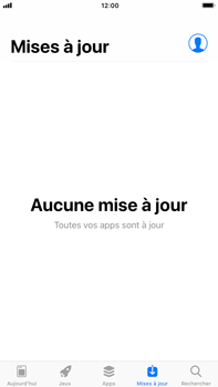 Apple iPhone 6 Plus - iOS 11 - Applications - Télécharger une application - Étape 7