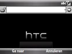 HTC S521 Snap - Internet - Internetten - Stap 4