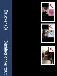 LG T580 - Photos, vidéos, musique - Envoyer une photo via Bluetooth - Étape 7