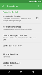 Alcatel Idol 3 (4.7) - SMS - Configuration manuelle - Étape 6