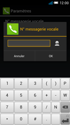 Alcatel OT-6012X Idol Mini - Messagerie vocale - Configuration manuelle - Étape 10
