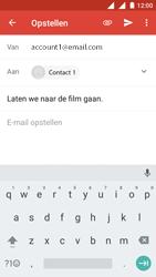 Nokia 3 - E-mail - e-mail versturen - Stap 7