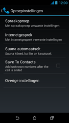 HTC Desire 310 - Voicemail - Handmatig instellen - Stap 7