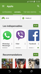 HTC Desire 626 - Applications - Télécharger une application - Étape 5