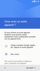 LG G5 - Premiers pas - Créer un compte - Étape 8