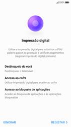 Huawei P10 - Primeiros passos - Como ligar o telemóvel pela primeira vez -  17