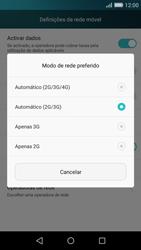 Huawei P8 Lite - Internet no telemóvel - Como ativar 4G -  6