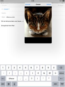 Apple iPad mini 4 - E-mail - Envoi d