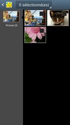 Samsung Galaxy S3 4G - Photos, vidéos, musique - Envoyer une photo via Bluetooth - Étape 7