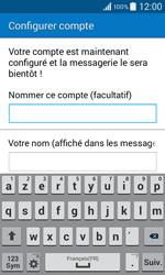 Samsung G355 Galaxy Core 2 - E-mail - Configuration manuelle - Étape 18