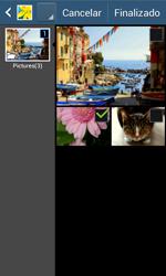 Samsung S7580 Galaxy Trend Plus - Mensajería - Escribir y enviar un mensaje multimedia - Paso 19