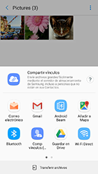 Samsung Galaxy A3 (2017) (A320) - Bluetooth - Transferir archivos a través de Bluetooth - Paso 10