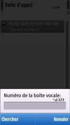 Nokia C6-00 - Messagerie vocale - configuration manuelle - Étape 7