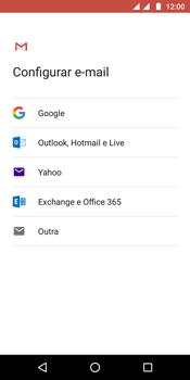 Motorola Moto G6 Plus - Email - Como configurar seu celular para receber e enviar e-mails - Etapa 7