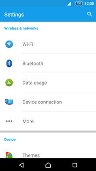 Sony Xperia Z5 Premium (E6853) - Wi-Fi - Connect to a Wi-Fi network - Step 4