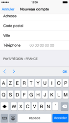 Apple iPhone 5s - iOS 8 - Applications - Télécharger des applications - Étape 23