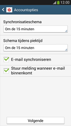 Samsung I9195 Galaxy S IV Mini LTE - E-mail - Account instellen (IMAP met SMTP-verificatie) - Stap 15