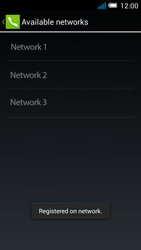 Alcatel OT-5036X Pop C5 - Network - Usage across the border - Step 12