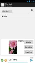 Acer Liquid E2 - Mms - Envoi d