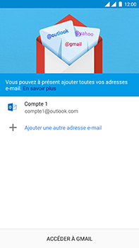 OnePlus 3 - Android Oreo - E-mail - Configuration manuelle (outlook) - Étape 13
