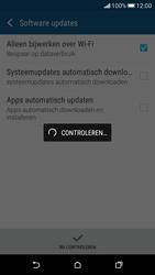 HTC Desire 626 - Software updaten - Update installeren - Stap 6