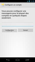 Samsung I9250 Galaxy Nexus - E-mail - Configuration manuelle - Étape 5