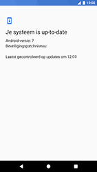 Google Pixel XL - Toestel - Software update - Stap 7