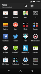 HTC One (M8) - Contact, Appels, SMS/MMS - Ajouter un contact - Étape 3