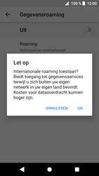 Sony Xperia XZ1 (G8341) - Buitenland - Internet in het buitenland - Stap 9