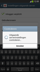 Samsung Galaxy S4 VE (I9515) - E-mail - Account instellen (POP3 zonder SMTP-verificatie) - Stap 15