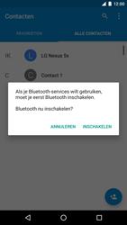 LG Nexus 5X - Contacten en data - Contacten overzetten via Bluetooth - Stap 9
