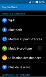 Samsung G355 Galaxy Core 2 - Wifi - configuration manuelle - Étape 3