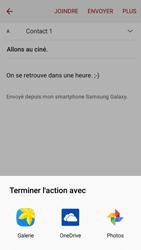 Samsung Galaxy J3 (2016) - E-mails - Envoyer un e-mail - Étape 12