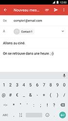 Motorola Moto C Plus - E-mails - Envoyer un e-mail - Étape 9