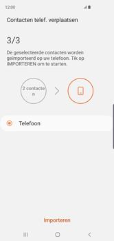 Samsung galaxy-s10-dual-sim-sm-g973f - Contacten en data - Contacten kopiëren van SIM naar toestel - Stap 12