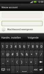 HTC T320e One V - E-mail - Handmatig instellen - Stap 8
