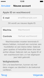 Apple iPhone 5s - Applicaties - Account aanmaken - Stap 11