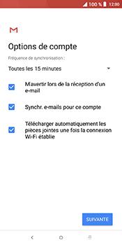 Alcatel 3L - E-mails - Ajouter ou modifier votre compte Yahoo - Étape 11