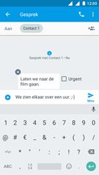 Nokia 3 - MMS - afbeeldingen verzenden - Stap 9