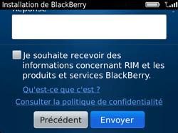 BlackBerry 9720 Bold - Applications - Télécharger des applications - Étape 13