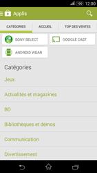 Sony Xperia E4g - Applications - Télécharger une application - Étape 6